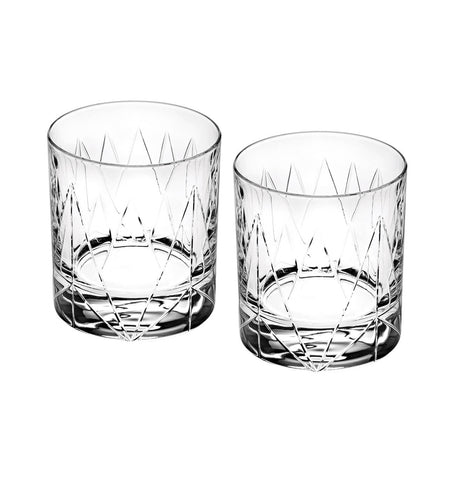 Astro Old Fashioned Tumbler (Set of 2)