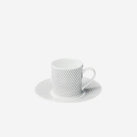 Madison 6 Espresso Cup & Saucer