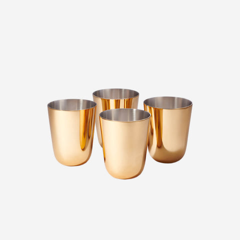 AERIN - Fausto Set of Four Julep Cups