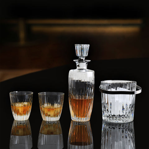 Vista Alegre Atlantis Crystal Fantasy Old Fashioned Tumbler -BONADEA