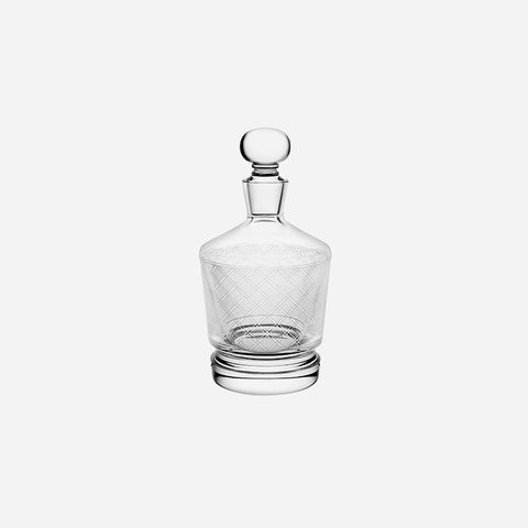 Christofle Jardin D'Eden Whisky Decanter -BONADEA