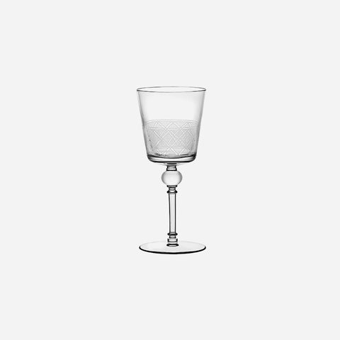 Christofle - Jardin D'Eden White Wine Glass - BONADEA