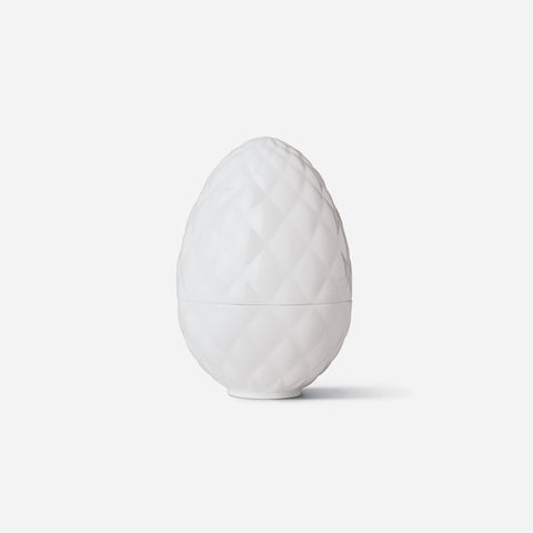 Matroschka White Cushion Egg Cup
