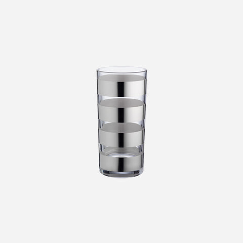 Tratto Set of Six Highball Tumblers