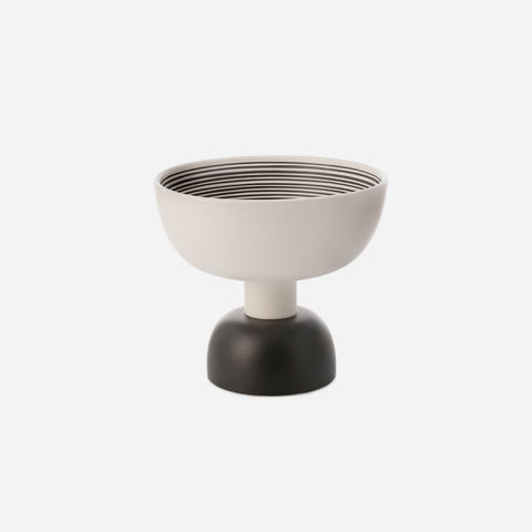 Bitossi Ceramiche Ettore Sottsass Raised Footed Bowl