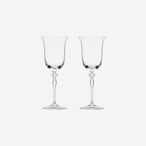 Bloom Water Goblet (Set of 2)