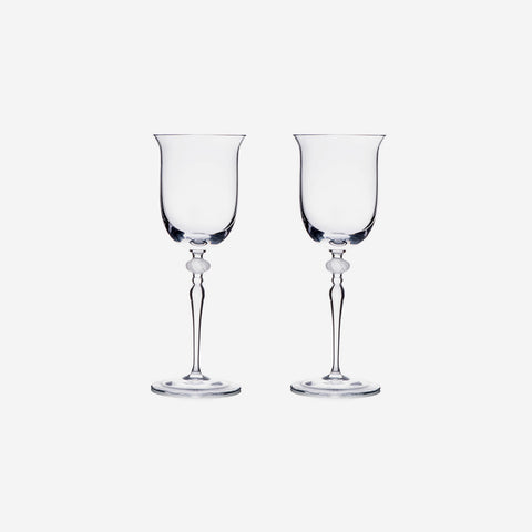 Bloom Crystal Red Wine Glass (Set of 2)