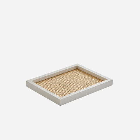 Chaumont Valet Tray Off White