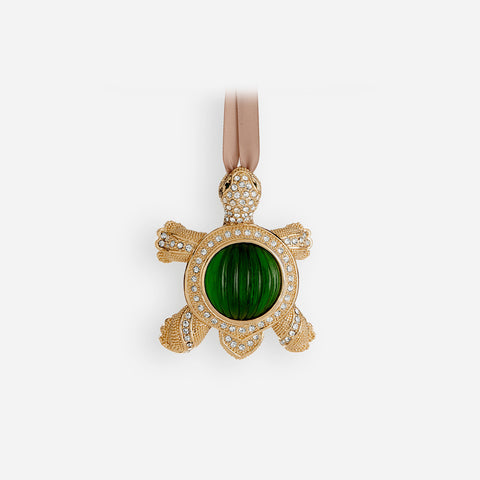 L'Objet Turtle Christmas Tree Ornament - BONADEA