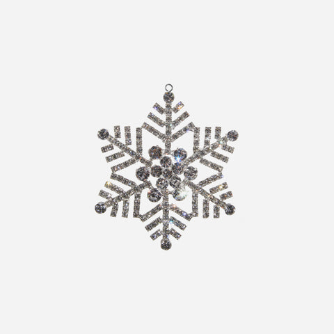 Diamond Snowflake Ornament - BONADEA