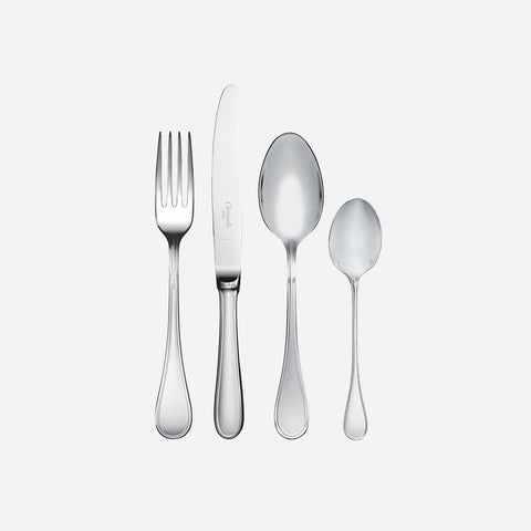 Christofle Albi Silver Plated Cutlery Set -BONADEA