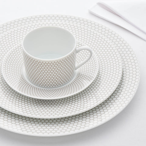 Christofle - Madison 6 Luxury Dinnerware Collection - BONADEA
