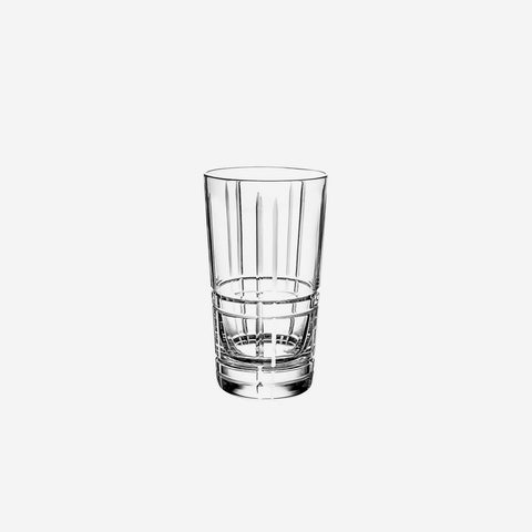 Christofle Scottish Crystal Highball Tumbler - BONADEA