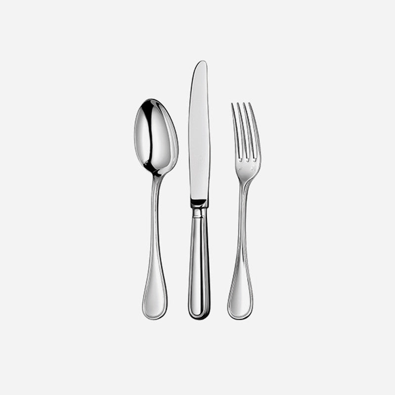 Christofle Albi 36 Piece Silver Plated Cutlery Set