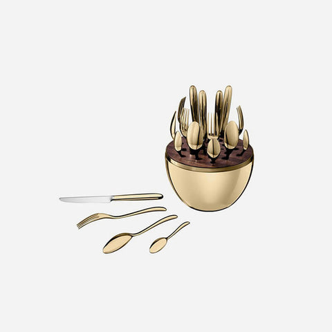 Christofle MOOD Gold Egg -BONADEA