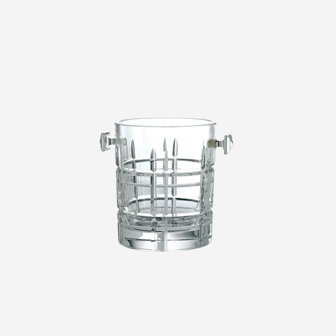 Christofle Scottish Crystal Ice Bucket