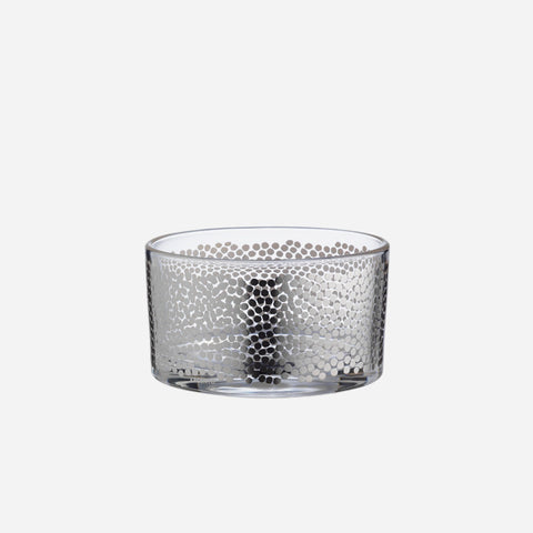 Dotti Small Silver Bowl