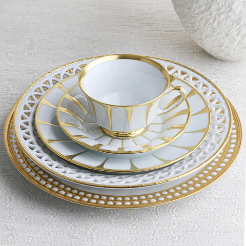 Fuerstenberg Grecque Athena Tabletop Collection -BONADEA