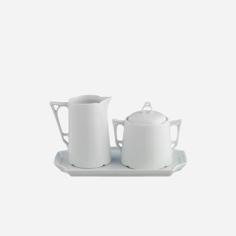 Ariana Milk & Sugar Tray