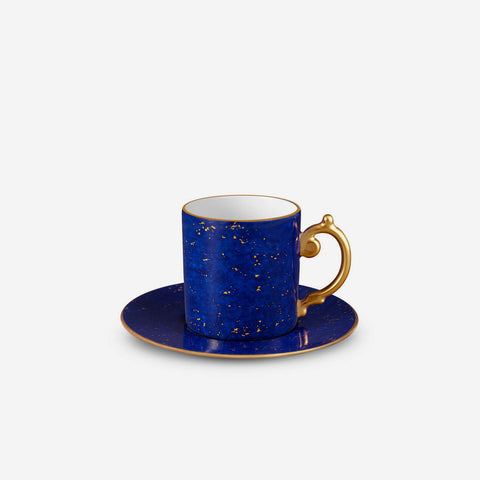 Lapis Espresso Cup and Saucer (Set of 6)