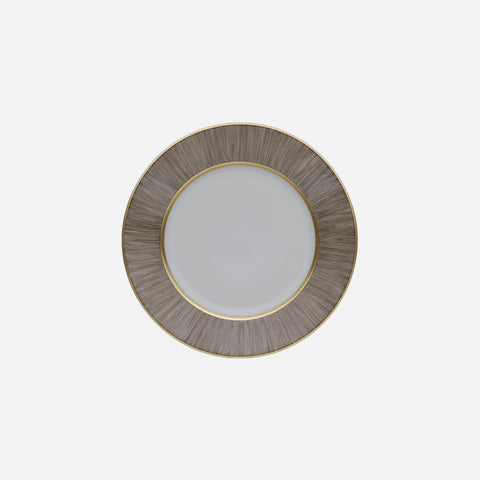 Legle Limoges - Carbone Bronze Dinner Plate - BONADEA