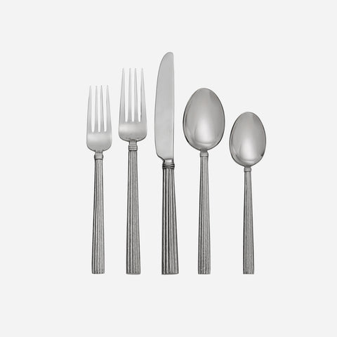 Michael Aram - Wheat Stainless Steel - 5-piece-flatware-set - Bonadea