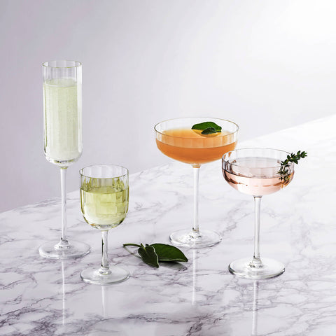 Richard Brendon Fluted Barware Collection -BONADEA