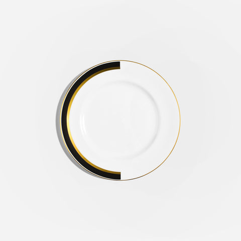 Richard Brendon Arc Fine Bone China Dinner Plate - BONADEA