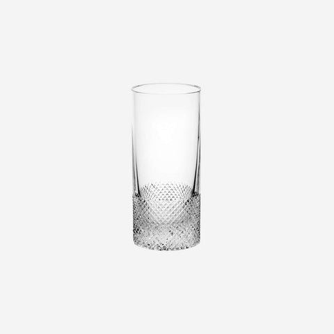 Richard Brendon Diamond Double Old Fashioned Tumbler -BONADEA