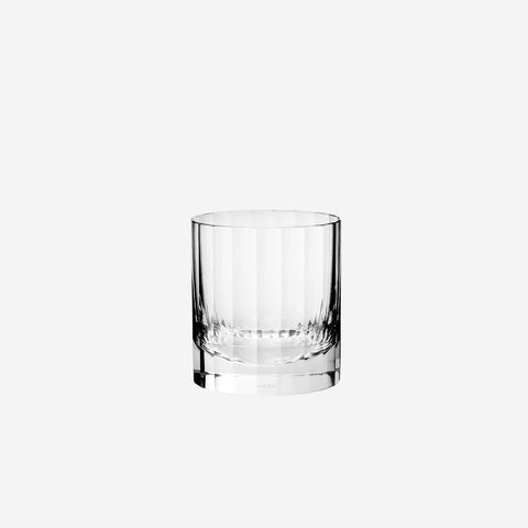 Richard Brendon Fluted Double Old Fashioned Tumbler -BONADEA