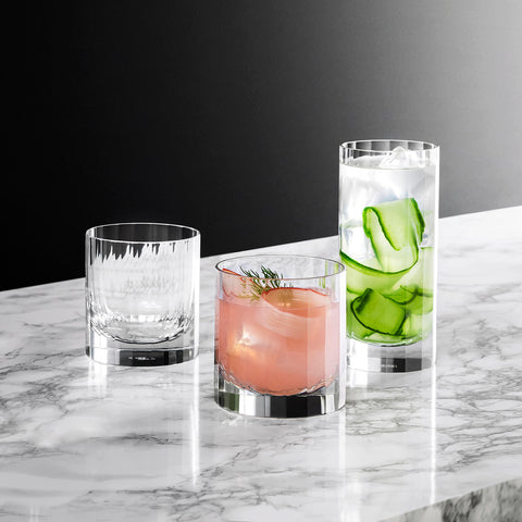 Richard Brendon Fluted Barware Collection-BONADEA