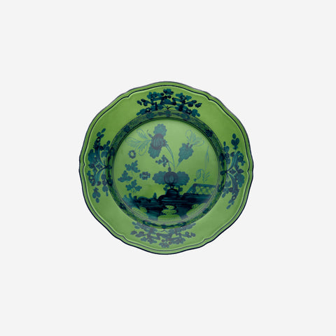 Oriente Italiano Dinner Plate Malachite Set of Two Bonadea