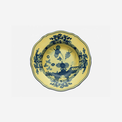 Oriente Italiano Soup Plate Citrino - Set of 2