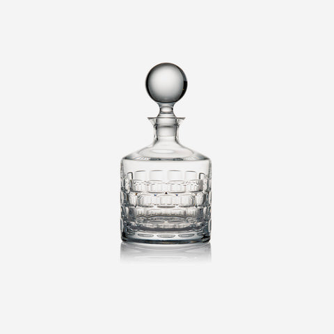 Rogaska Crystal Maison Round Decanter