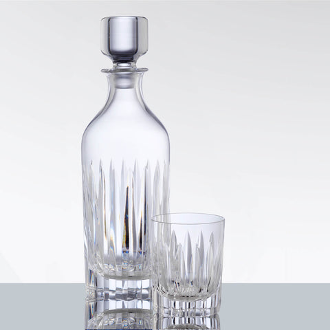 Shona Marsh Facets Crystal Decanter - BONADEA