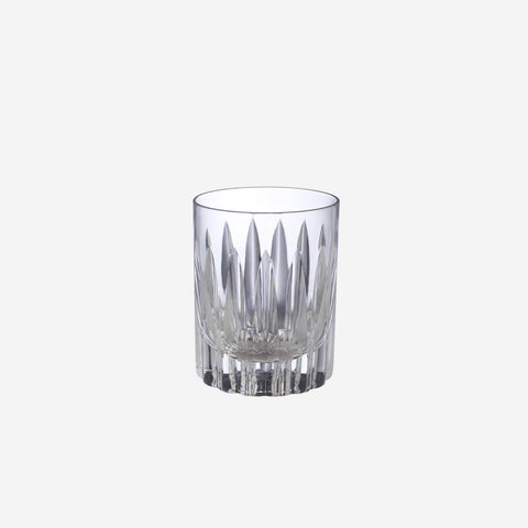 Shona Marsh Facets Clear Crystal Tumbler - BONADEA