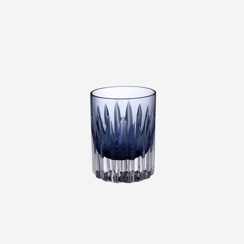 Shona Marsh Facets Midnight Blue Crystal Tumbler - BONADEA