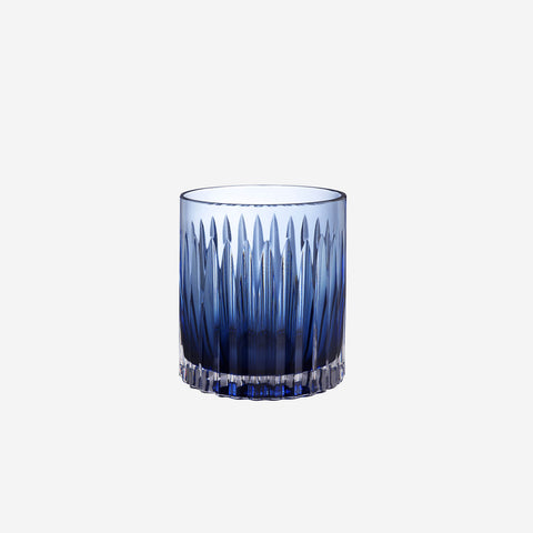 Shona Marsh Facets Midnight Blue Crystal Ice Bucket - BONADEA