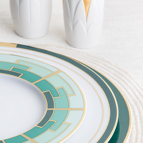 Vista Alegre - Emerald dinner collection - BONADEA