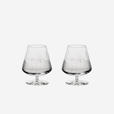 Gentlemen Balloon Glass (Set of 2)
