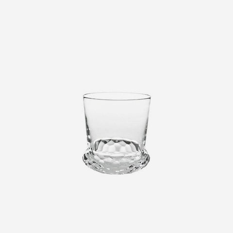 Atlantis Crystal Toccata Old Fashioned Tumbler -BONADEA