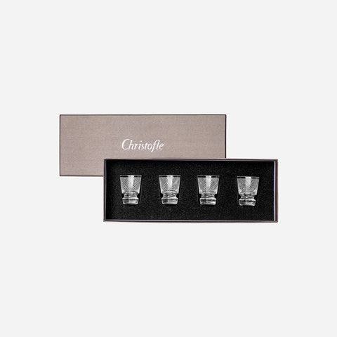 Jardin d'Eden Set of Four Shot Glasses