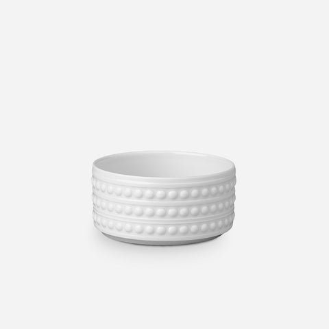 Perlée White Small Deep Bowl