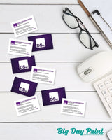 Business Cards - Default Type