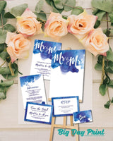 Flat Wedding Stationery Platinum Deal