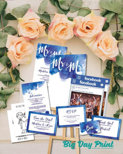 Flat Wedding Stationery Ultimate Deal