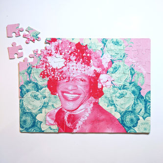 Marsha P. Johnson - Revolutionary Trailblazers
