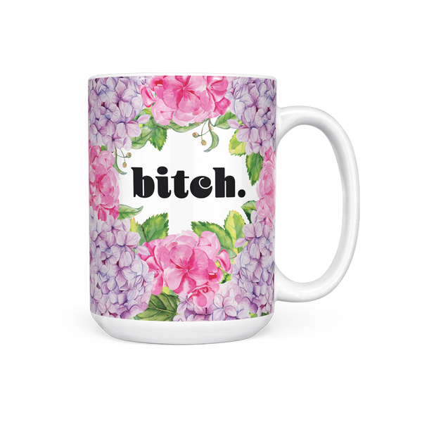 Bitch Period - 15 Oz Mug
