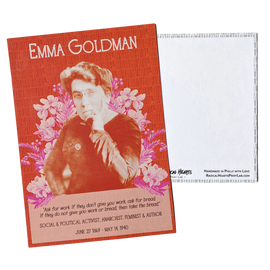 Emma Goldman - Revolutionary Trailblazers