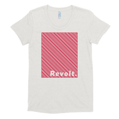 Revolt. - Fitted T-Shirt